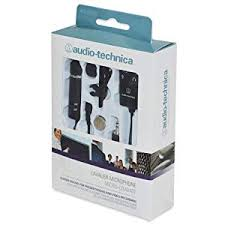Micrófono Audiotechnica ATR3350i oficomputo