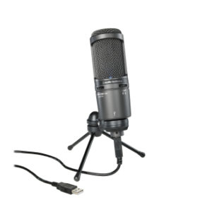 AUDIOTECHNICA AT2020 USB oficomputo