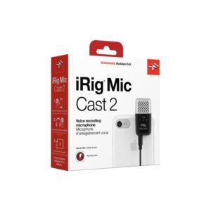 Irig Mic Cast 2