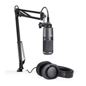 Audio-Technica AT2020 PKUSB Pack